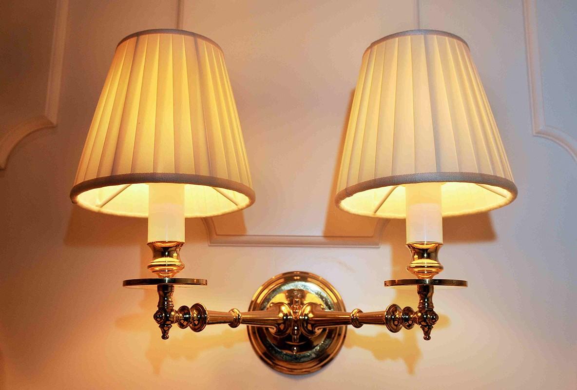 Lampade in ferro battuto da interno bellissimo duchessa applique